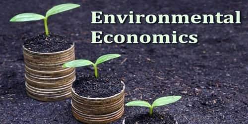 ECO6 E01,  Environmental Economics