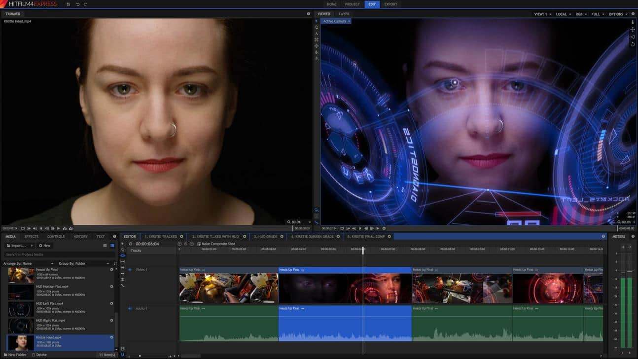 Techniques of Post Production – Visual Editing