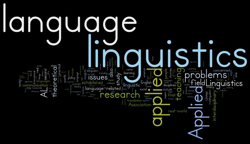 ENG5BO2 LANGUAGE AND LINGUISTICS